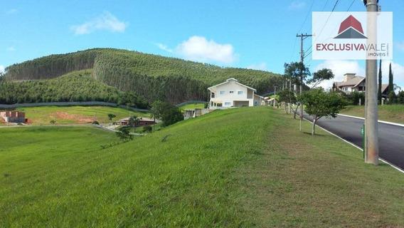 Terremo Com 1060 M² No Condomínio Village Paraibuna - Te0147