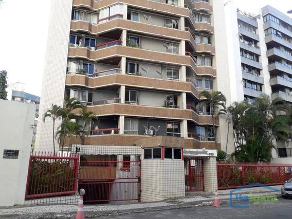 Apartamento Com 3 Dormitórios À Venda, 80 M² Por R$ 350.000,00 - Caminho Das Árvores - Salvador/ba - Ap1397