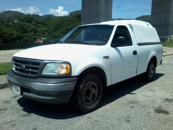 Camioneta Ford, Pick-up, F- 150c Cabina, Color Blanco