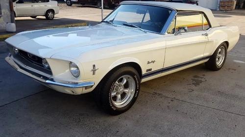 Ford Mustang Cabriolet V8 289 C.i.