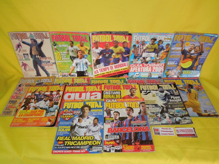 Revistas Futbol Total *numeros Individuales*