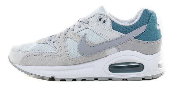 Zapatillas Nike Air Max Command Grey - Mujer