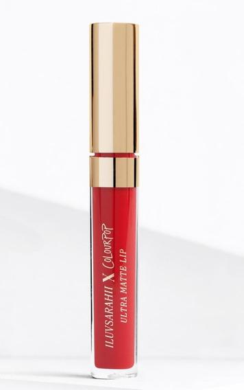 Labial Liquido Colourpop Arriba! Ultra Matte 100% Original