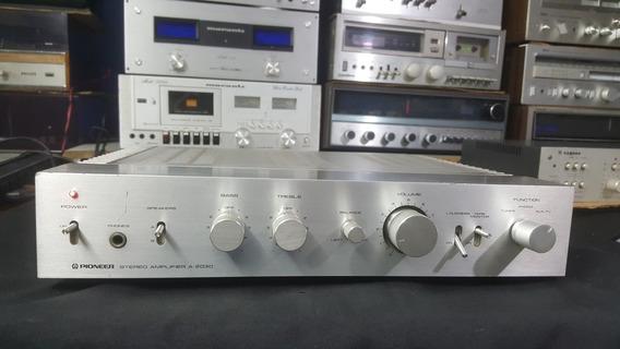 Amplificador Integrado Pioneer A2030 Igual Sansui Kenwood