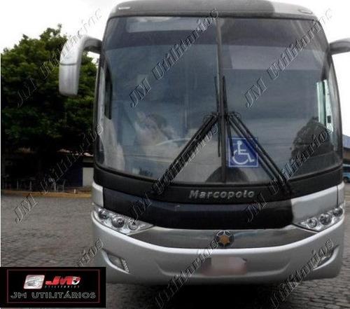Imagem 1 de 12 de Paradiso 1200 G7 Ano 2014 Scania K360 46 Lug Jm Cod.605