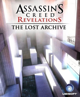 Assassins Creed Revelations ~ The Lost Archive Dlc Ps3