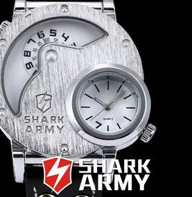 Relógio Shark Army Original Promoção !!!