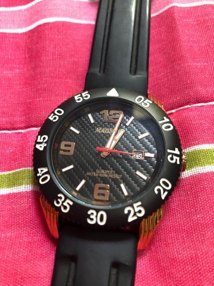 Relógio Magnum Preto