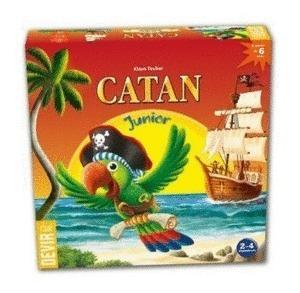 Catan Junior: Juego De Mesa