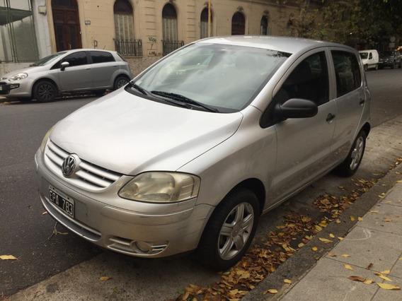 Volkswagen Fox 1.6 Confortline 2004