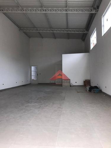Ponto Para Alugar, 120 M² Por R$ 3.000/mês - Jardim Motorama - São José Dos Campos/sp - Pt0026
