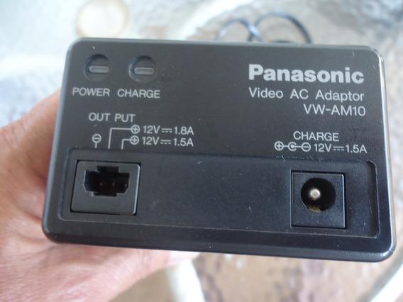 Carregador /fonte Para Filmadoras Panasonic Ag Vw-am10