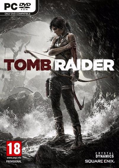 Tomb Raider Goty Edition - Pc Mídia Digital
