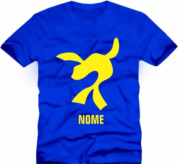 Camiseta Personalizada Nome Infantil Luccas Neto Super Foca