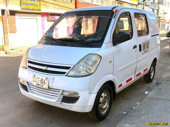 Chevrolet N200 Panel 1200icc Mt Carga