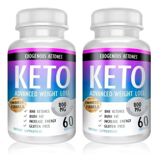 Keto Advanced Plus 2 Frascos