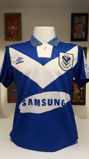 Camisa Futebol Velez Sarsfield Umbro