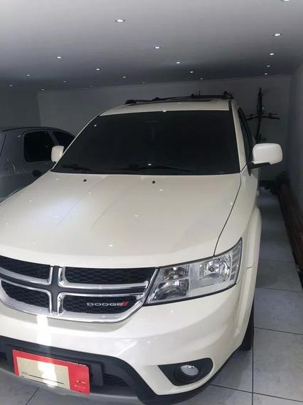Dodge Journey 3.6 R/t 5p ( Branco Perola ) 7 Lugares