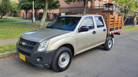 Chevrolet Luv D-max Doble Cabina Estacas