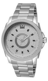 Relógio Dumont Masculino Du2035lsr/1k Prata