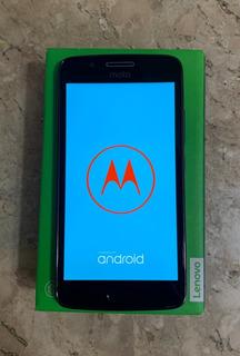Moto G5 Dual 32gb Xt1672 Cinza Semi Novo! Original C/ Caixa