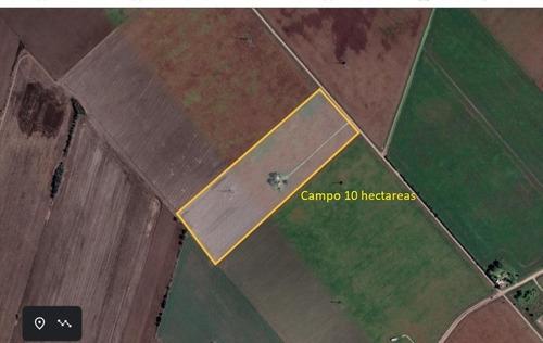 Campo- Apto Emprendimiento- Feedlot- Agricola