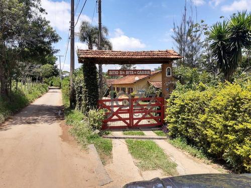 Chácara Com 2 Dormitórios À Venda, 16000 M² Por R$ 1.000.000,00 - Bom Retiro - Bragança Paulista/sp - Ch0576