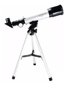 Luneta Observação Lunar Ou Terrestre Lente 6mm 20mm F36050tx