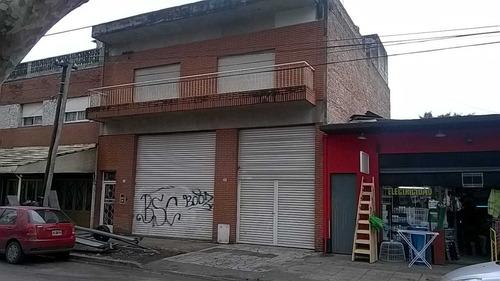 Venta, Local Con Galpon Y Vivienda