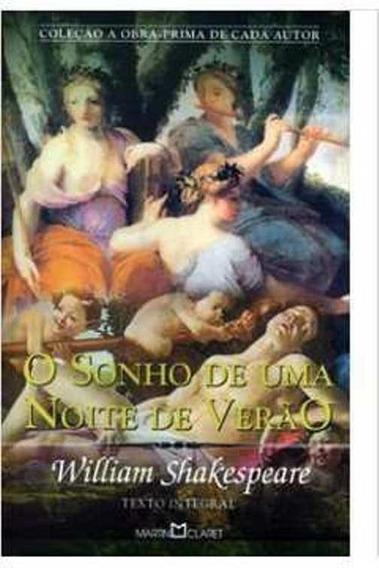 Livro - Literatura Estrangeira - O Sonho De Uma Noite De Ver