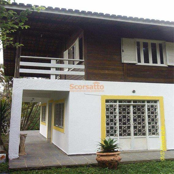 Casa De Condomínio Com 4 Dorms, Parque Delfim Verde, Itapecerica Da Serra - R$ 560 Mil, Cod: 1254 - V1254