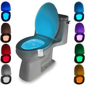 Luz Abajur Sensor Colorido P/ Vaso Sanitario Lightbowl