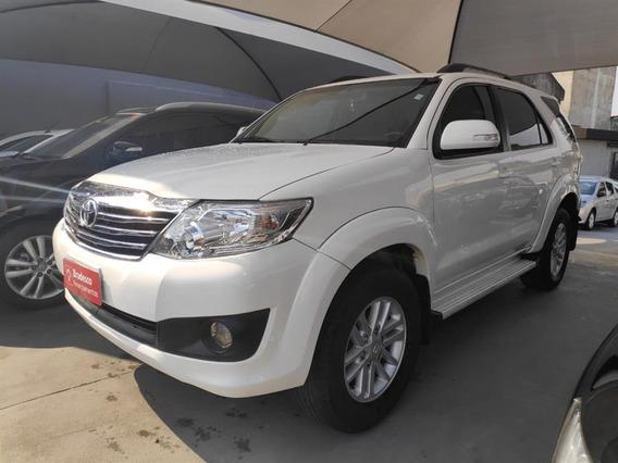 Toyota Hilux Sw4 Sr 4x2 2.7 Flex Aut 2014 Zero De Entrada