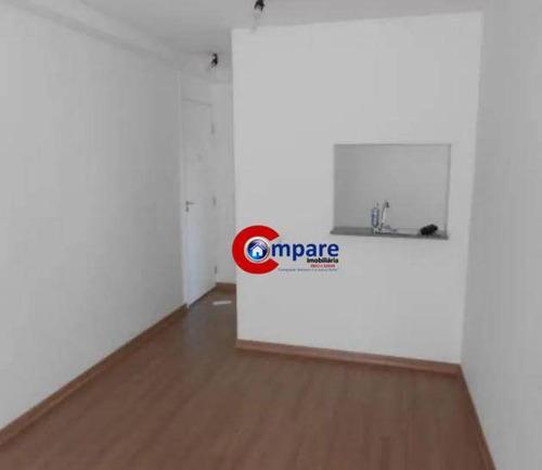 Imagem 1 de 11 de Apartamento À Venda, 61 M² Por R$ 330.000,00 - Vila Endres - Guarulhos/sp - Ap9834
