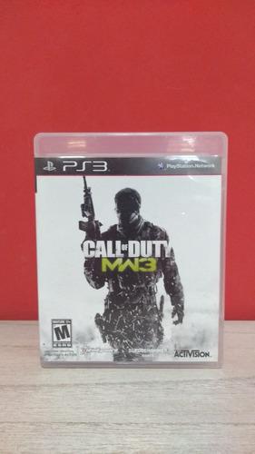 Imagen 1 de 3 de Call Of Duty Modern Warfare 3 Fisico Usado Ps3