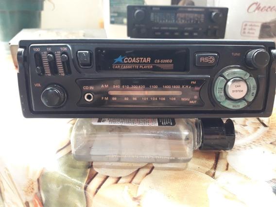 Rádio Coastar Cs-520eq Antigo