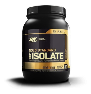 100% Whey Gold Isolate (1.58lbd/720g) Optimum Nutrition