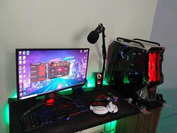 Cpu Gamer High End I9 9900kf + 1080ti Rog + Rog Kit