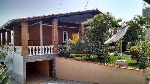 Chácara Com 3 Dormitórios À Venda, 1000 M² Por R$ 950.000 - Condomínio Parque São Gabriel - Itatiba/sp - Ch0613