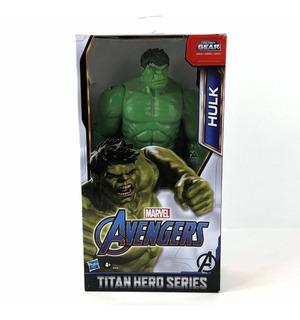 Hulk Blast Gear Figura De Accion 30cm Avengers Marvel E7476