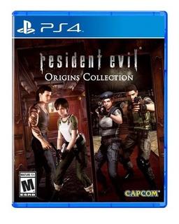 Resident Evil Origins (ps4)