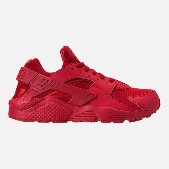 nike huarache run ultra rojas