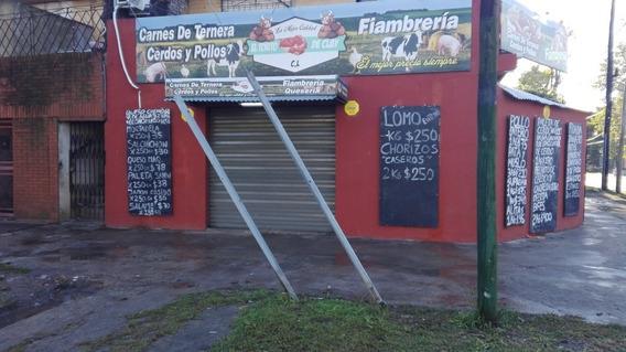 Fondo De Comercio Carnicería, Granja Y Almacen