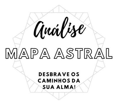 Análise De Mapa Astral Completa