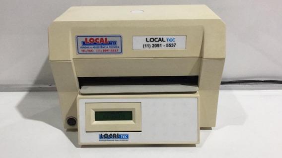 Impressora De Cheque Schalter 110/220v 60hz 65w (no Estado)