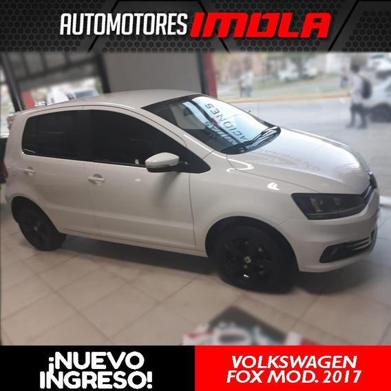 Volkswagen Fox Comfortline 2017 - Oferta