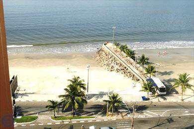Apartamento Em São Vicente Bairro Centro - V4871