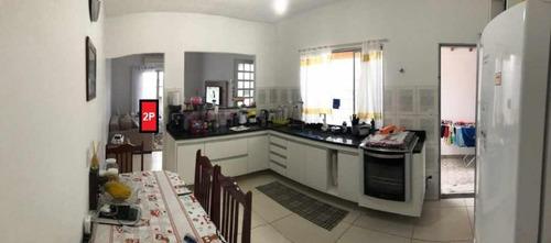 Casa Recém-reformada À Venda, 03 Dormitórios, Suíte, Churrasqueira, Aceita Financiamento - Ca1243