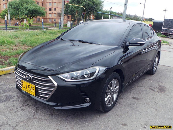 Hyundai Elantra Gls At 2000 Cc Abs