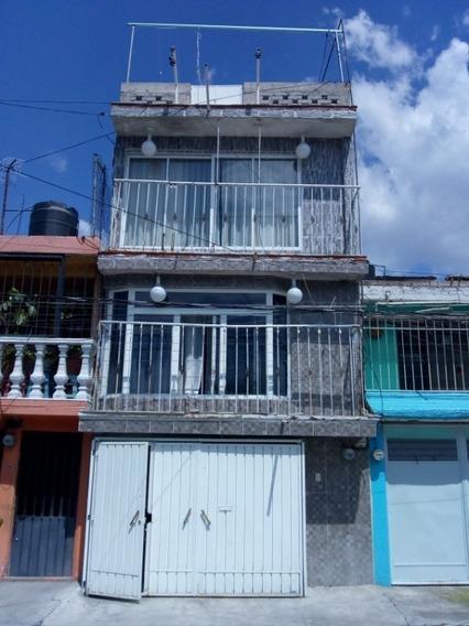 Casa Y Departamento En Venta En Jardines De Aragón, Ecatepec, Estado De México